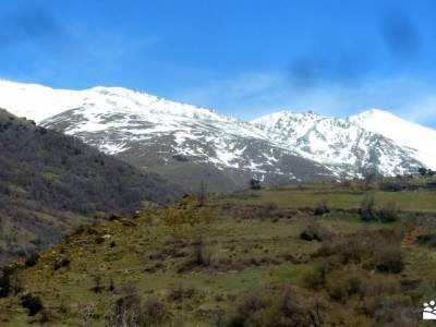 Alpujarra Granadina-Viaje Semana Santa;pasarelas del rio mao laguna de taravilla cascada del hornill